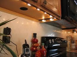 Kitchen Over Cabinet Lighting Kitchen Under Cabinet Led Lights Monsterlune