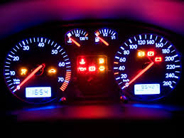 Vw Polo Dash Warning Lights How Much Further Can I Drive After My Fuel Warning Light