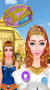 barbie hairstyleakeover games lovely egyptian princess makeup makeover salon s games