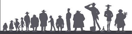 Height Chart With People Bird People Height Chart Weasyl
