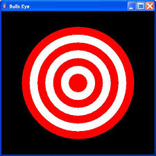Bullseye Pattern Fascinating C Sci 4848 Assignment 48