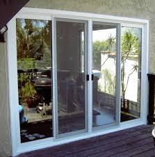 sliding storm door sliding screen door repair sliding glass door full glass sidelights dark