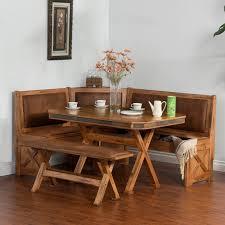breakfast furniture sets. Love Nook Dining Set Linon Chelsea Breakfast Corner Hayneedle Furniture Sets E