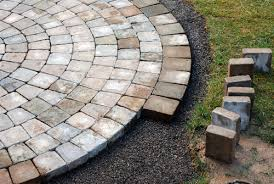 what is the best base for pavers