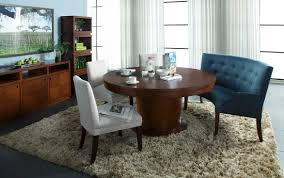 Intriguing Dining Room Area Rugs Presenting Pale White Accentuate - Heavy duty dining room chairs