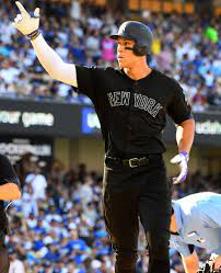 Aaron Judge Hits Home Run After ...