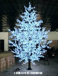 led artificial trees seemly white outdoor tree led outdoor landscape lamp artificial tree maple white twig led artificial trees