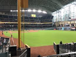 Minute Maid Park Section 151 Houston Astros