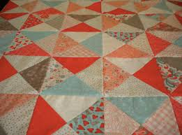 Simple Square Quilt Patterns Enchanting QuarterSquare Triangles A Basic Block With Big Impact