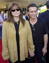 Late Ex-Husband Eddie Van Halen