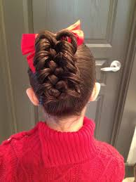 Lobster Tail French Braid