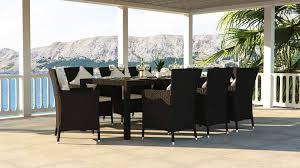 Esstische Für 8 Personen Artelia Terrassen Esstisch Set Für 8
