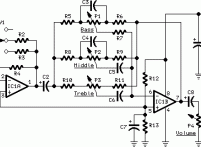 extreme circuits eeweb community figure 2 guitar control circuit diagram