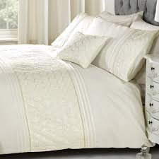 eye pleasing cream duvet sets home and textiles with regard to decor 0