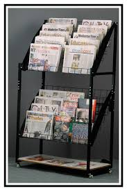 Newspaper Display Stands Fascinating Newspaper Stand Stepped Manufacturer And Supplier In DelhiIndia