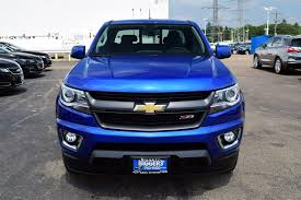 New 2018 Chevrolet Colorado Z71 4D Extended Cab near Schaumburg ...