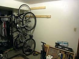bike rack garage four diy archway 3 bicycle and