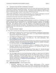 Tpa Governing Board Meeting Agenda Date Thursday February 21 2019