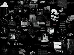 Aesthetic Laptop Collage Wallpapers ...