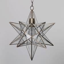 unique ceiling lighting. Image Of: Ideas Moravian Star Ceiling Light Unique Lighting D