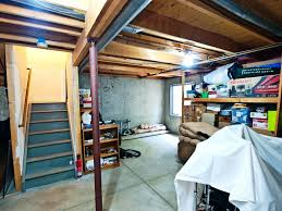 Awesome Ideas For Unfinished Basement With How To Finish - Finish basement ideas