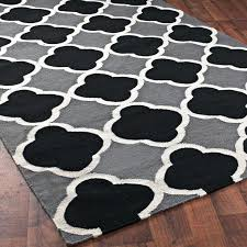 black white rug trendy black color combined white lined decor rug design idea for delightful wood black white rug