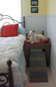 furniture for your bedroom. wood raised dog bed furniture put your pet next to by loveofbeach for my fur babies pinterest beds and bedroom l