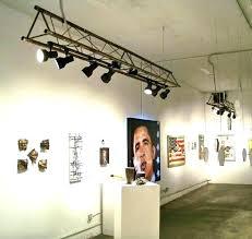 track lighting for artwork. Gallery Track Lighting For Artwork Led Art Systems Focus . L