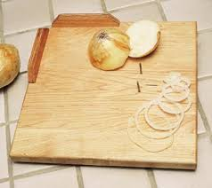 cutting board with food. Deluxe Maple Cutting Board With Food