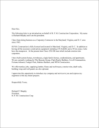 Sales Proposal Letter Awesome 48 Sales Introduction Letter Samples Templates Sample Templates