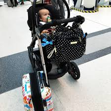 the uppa baby vista with the maxi cosi the best stroller and portable car seat for travel combo around