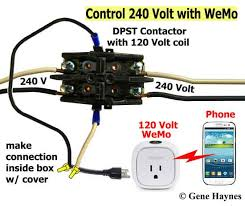 img_2203 contactor wemo 6 jpg 120 Volt Contactor Wiring wemo plugs into ordinary 120volt outlet control wemo using phone or tablet buy from my associate links 120 Volt Contactor Schematic