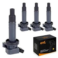 QYL Pack of 4Pcs Ignition Coils Replacement for ... - Amazon.com