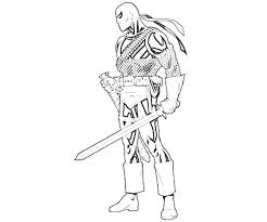 Small Picture Free Deathstroke Coloring Pages Arkham Origins 5667 Deathstroke