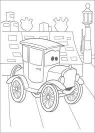 Cars Kleurplaten Disneykleurplatencom