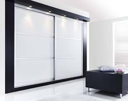 frosted glass sliding door wardrobe