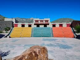 Mckelligon Canyon Amphitheatre El Paso Live El Paso