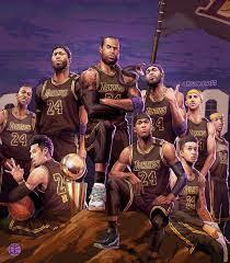 Lakers 2020 NBA Champions 🏆🥇 : lakers
