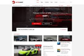 Car Services And Auto Tuning Wordpress Themes For Repairmen