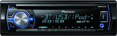 pioneer bluetooth car stereo. made for ipod/iphone pioneer deh-x5500bt bluetooth car stereo 9