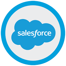 Salesforce Logo Salesforce Com Icon 203872 Free Icons Library