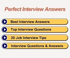 job interview template top 10 job interview questions answers for employment tips help
