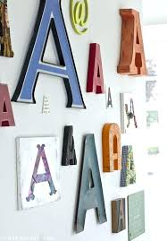 wall letters decor bedroom letter art wood home decoration club on wooden large ireland