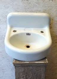 ic0285 wall mount antique sink