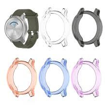 Replacement Clear Watch Cover for <b>Garmin vivomove Luxe</b> ...