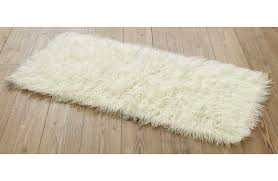 flokati rugs in natural wool 1500gsm many sizes available
