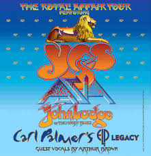 Artpark Amphitheater Seating Chart Yes Asia John Lodge And Carl Palmers Elp Legacy At