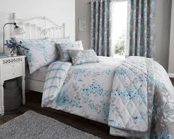sophia duvet set with pillowcase s duck egg blue duvet sets bedding direct uk
