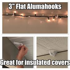How To Hang String Lights On Aluminum Patio Cover Pin On Alumawood
