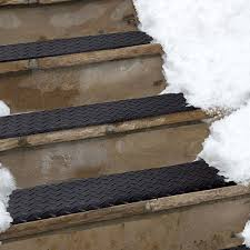 product image outdoor heated stair mat
